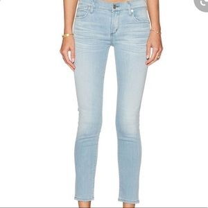 Citizens of Humanity Skinny ankle jeans